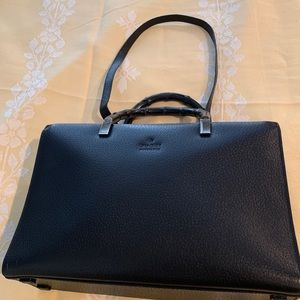 Gucci Leather Black Box Bag